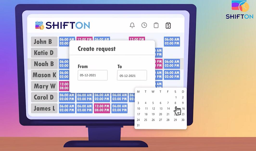 Онлайн-сервис планирования смен и составления расписаний